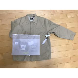 フィアオブゴッド(FEAR OF GOD)の新品未使用タグ付きEssentials Work Jacket Mサイズ(ブルゾン)