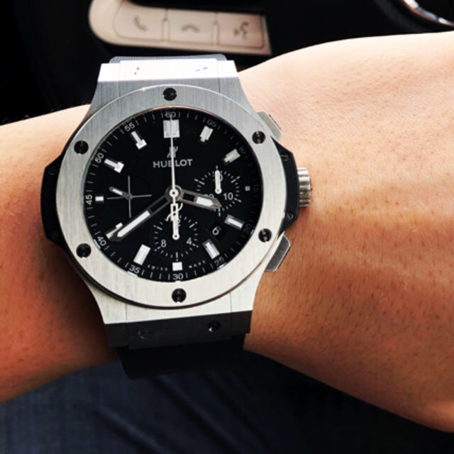 online store b1233 a70c3 腕時計 hublot ビッグバン 型番 301.SX.1170.RX | フリマアプリ ラクマ