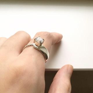 Sway Ring【商品説明欄ご一読下さい】(リング(指輪))