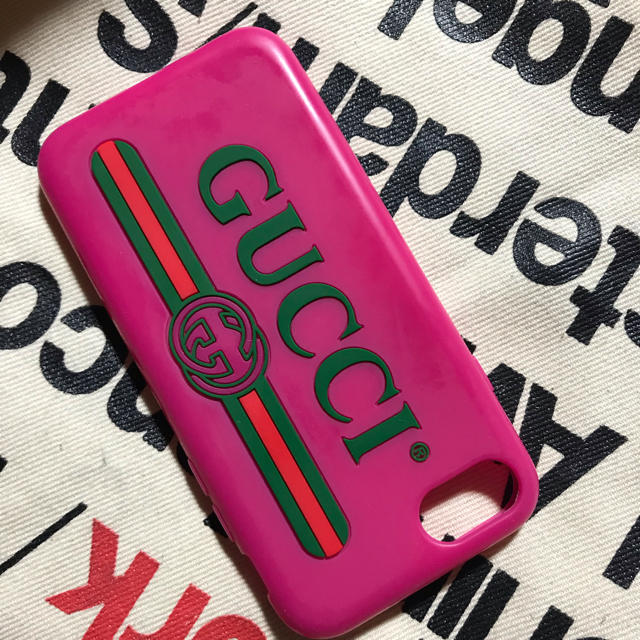 Gucci - gucci iPhone7.8ケースの通販
