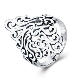 アンティーク風シルバー色リング(リング(指輪))