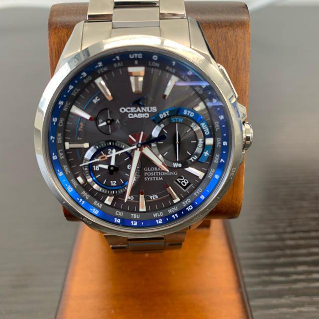 ウブロ 時計 ビッグバン レディース - CASIO - hokuto様専用 カシオ OCEANUS OCW-G1000-1AJFの通販 by サイゾー's shop|カシオならラクマ