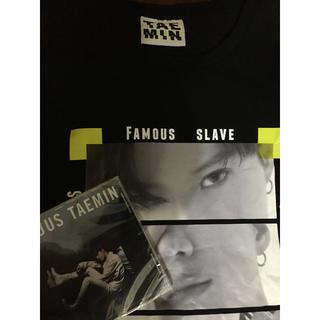 シャイニー(SHINee)のテミン Tシャツ&famous CD(K-POP/アジア)