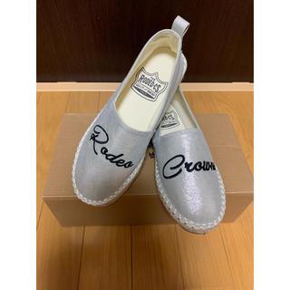 ロデオクラウンズワイドボウル(RODEO CROWNS WIDE BOWL)のロデオクラウンズ 靴(スリッポン/モカシン)