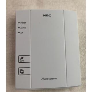 エヌイーシー(NEC)のWi-Fiルーター  NEC Aterm wr816on(PC周辺機器)