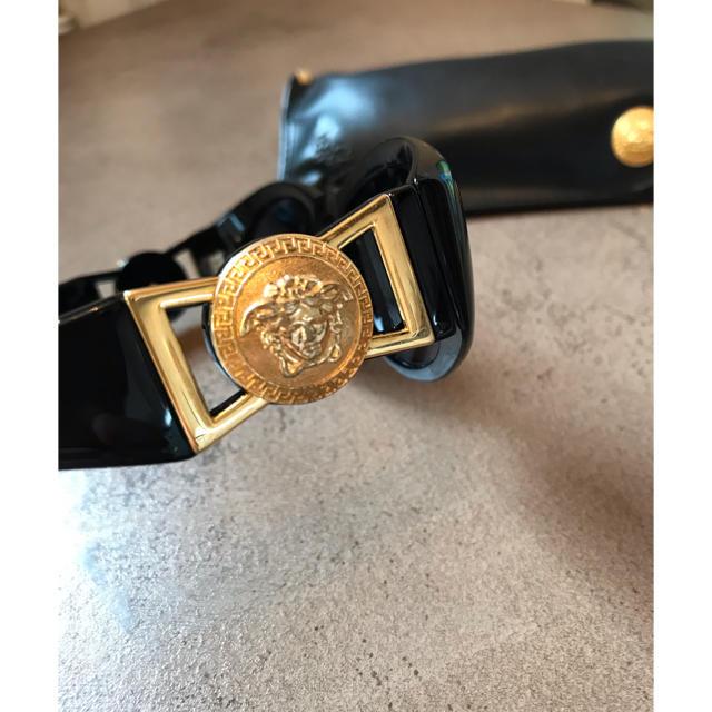Gianni Versace(ジャンニヴェルサーチ)のVersace サングラス  メンズのファッション小物(サングラス/メガネ)の商品写真