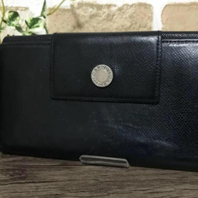 BVLGARI - 9月4日まで値下げ  ブルガリ ブラックレザーの長財布の通販 by まゆ4369's shop|ブルガリならラクマ
