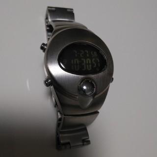 アルバ(ALBA)の【希少・状態良好】アルバ ALBA spoon スプーン メタルバンド(腕時計(デジタル))