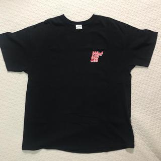 ジーディーシー(GDC)のwind and sea Tシャツ ブラック(Tシャツ(半袖/袖なし))