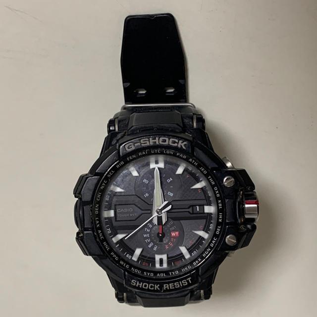 オメガ 時計 アウトドア | G-SHOCK  GW-A1000FC-1AJF 中古品の通販 by 秘密の父's shop|ラクマ