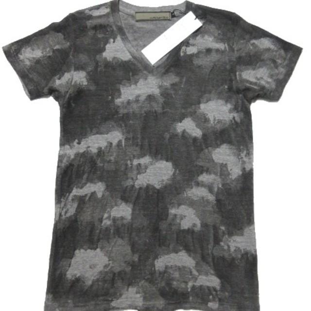 AYUITE(アユイテ)のAYUITE ネイティブ カットソー タイダイ染め 山田孝之 TAKUYA∞ メンズのトップス(Tシャツ/カットソー(半袖/袖なし))の商品写真