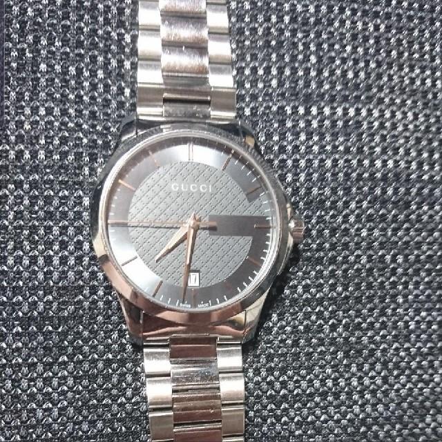 chanel 時計 偽物 - Gucci - GUCCI 腕時計の通販 by もぎさん's shop|グッチならラクマ