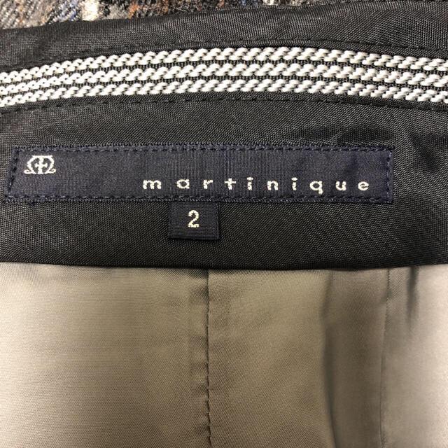 martinique Le Conte(マルティニークルコント)のマルティニークスカート2017AW レディースのスカート(ひざ丈スカート)の商品写真