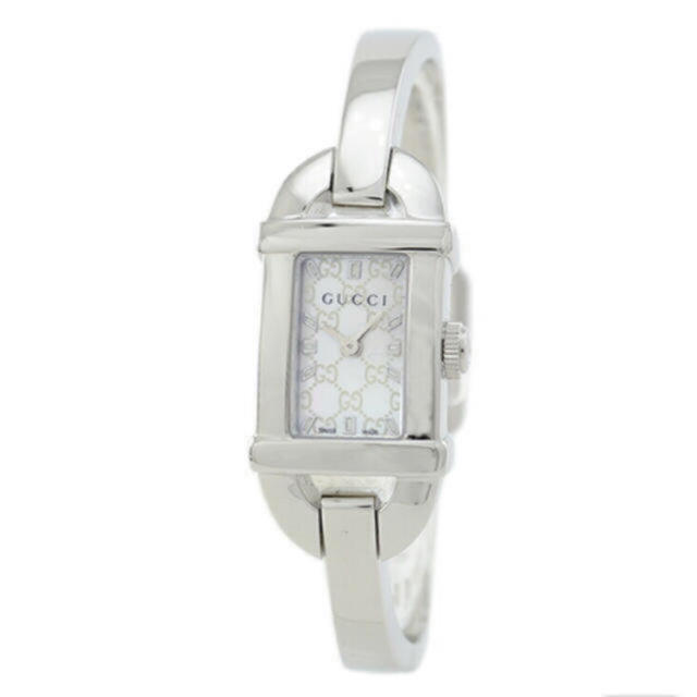 ウブロ 時計 腕時計 - Gucci - GUCCIレディース腕時計 6800L ホワイトシェル YA068588の通販 by D@SHOP|グッチならラクマ