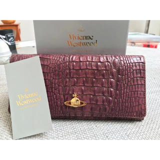 ヴィヴィアンウエストウッド(Vivienne Westwood)のvivienne Westwood 財布 赤(財布)
