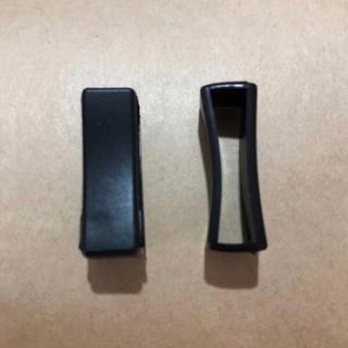 スント(SUUNTO)の遊環 2個セット 24mm ベルト用ループ バンド スントコア 腕時計(ラバーベルト)
