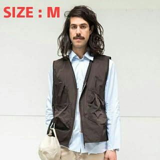 サンシー(SUNSEA)のcamiel fortgens purse vest (ベスト)