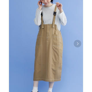メルロー(merlot)のmerlotのサロペットスカート(サロペット/オーバーオール)