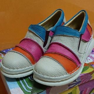 SS エスタシオン 革靴(ローファー/革靴)