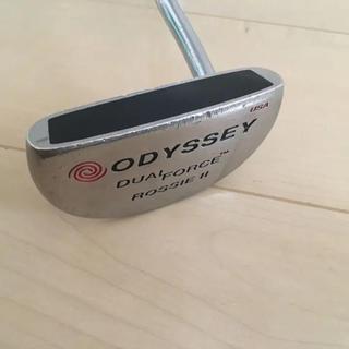 キャロウェイゴルフ(Callaway Golf)の【値下げ】オデッセイ デュアルフォース2 ロッシー 35inch パター(ゴルフ)
