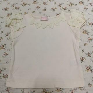 シャーリーテンプル(Shirley Temple)の美品!シャーリーテンプルのTシャツ 80☆カットソー(シャツ/カットソー)