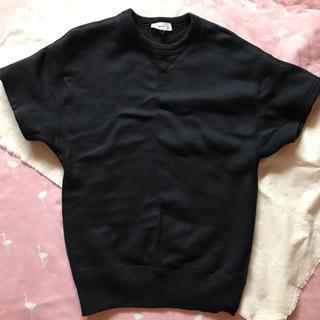 ハイク(HYKE)のHYKE ハイク 半袖スウェットTシャツ(Tシャツ(半袖/袖なし))