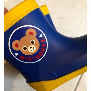 ミキハウス(mikihouse)のミキハウス 長靴 14(長靴/レインシューズ)