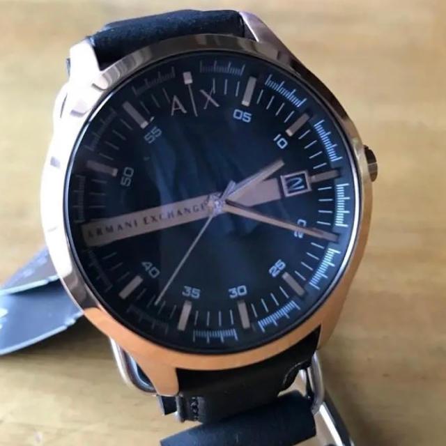 オメガ 時計 イルカ / ARMANI EXCHANGE - 新品✨アルマーニ エクスチェンジ 腕時計 AX2101 ブラックの通販 by てっちゃん(´∀`)|アルマーニエクスチェンジならラクマ