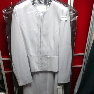 ソワール(SOIR)の東京ソワール SOIR ハニカムニット スーツ(スーツ)