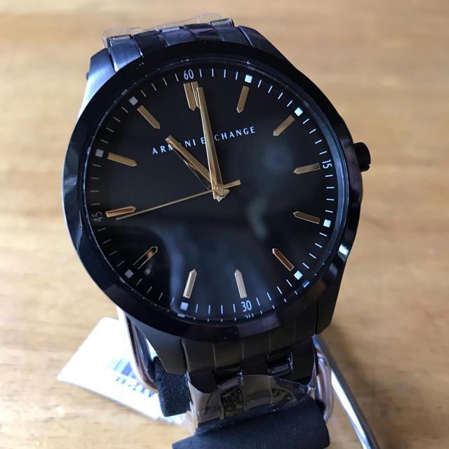 ARMANI EXCHANGE - 新品✨アルマーニ エクスチェンジ クオーツ メンズ 腕時計 AX2144の通販 by てっちゃん(´∀`)|アルマーニエクスチェンジならラクマ