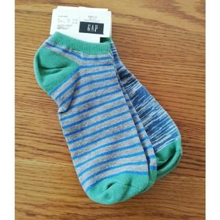 ギャップキッズ(GAP Kids)の新品 GAP   靴下 23~25センチ(靴下/タイツ)