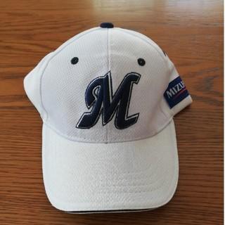 チバロッテマリーンズ(千葉ロッテマリーンズ)の新品 千葉ロッテマリーンズ 帽子(野球)