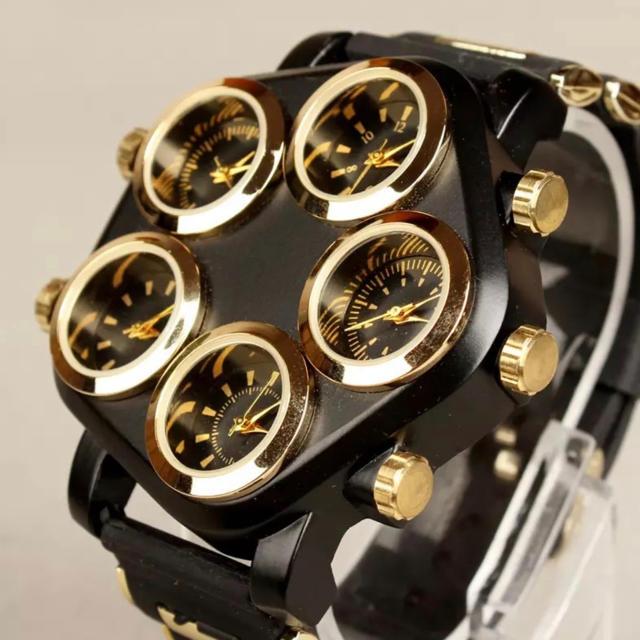 hublot 時計 付け方 | ビッグダイヤル  海外ブランド 日本未発売 メンズ 高級 腕時計の通販 by shop BON's shop|ラクマ