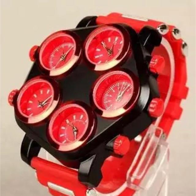 海外限定 日本未発売 メンズ 高級 腕時計 ビッグダイヤルの通販 by shop BON's shop|ラクマ