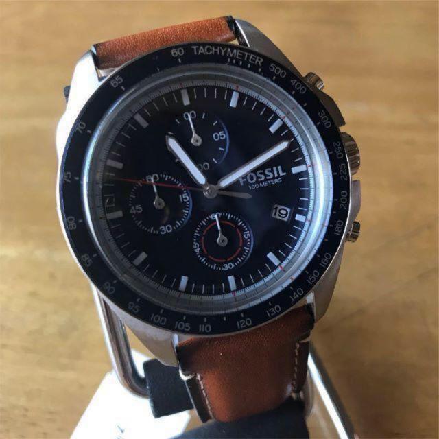 chanel 時計 レディース コピー / FOSSIL - 新品✨フォッシル FOSSIL クロノ クオーツ メンズ 腕時計 CH3039の通販 by てっちゃん(´∀`)|フォッシルならラクマ