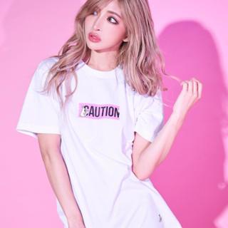 ジェイダ(GYDA)のIRAL FR2コラボ  コットンTシャツ(Tシャツ/カットソー(半袖/袖なし))