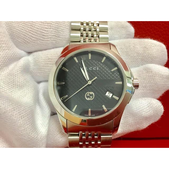時計 ウブロ ムーンフェイズ | Gucci - 【新品】GUCCI グッチ Gタイムレス YA1264106 腕時計の通販 by brandsale|グッチならラクマ