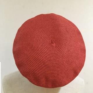 サマンサモスモス(SM2)のサマンサモスモス 夏用ベレー帽 帽子(ハンチング/ベレー帽)