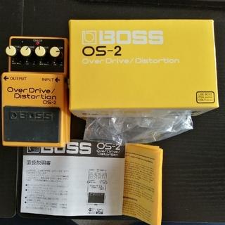 ボス(BOSS)のBOSSエフェクターOS-2(エフェクター)