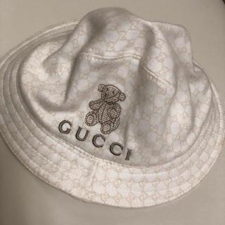 グッチ(Gucci)のグッチ 帽子 ベビー(帽子)