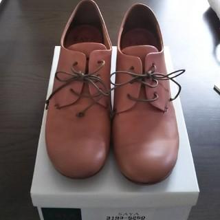 サヤ(SAYA)のSAYA レースアップシューズ(ローファー/革靴)