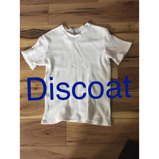 ディスコート(Discoat)のDiscoat  ワッフルTシャツ(Tシャツ/カットソー(半袖/袖なし))