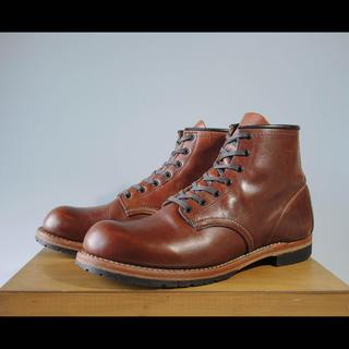 レッドウィング(REDWING)のレッドウィング9016ベックマン10Dアイアンレンジ9013セッターシガー(ブーツ)