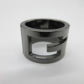 グッチ(Gucci)の177/美品 GUCCI/グッチ カットアウトG リング SV925(リング(指輪))