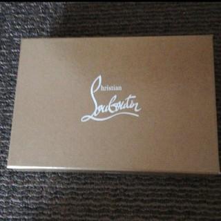 クリスチャンルブタン(Christian Louboutin)のクリスチャンルブタンの箱(ショップ袋)