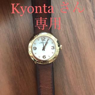 マークバイマークジェイコブス(MARC BY MARC JACOBS)のMARC 腕時計 電池交換済み(腕時計)