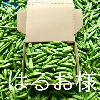 鹿児島産甘オクラ1キロ^_^(野菜)