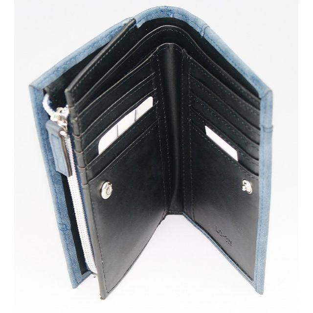 ヴィンテージ合成皮革!多機能縦型ショートウォレット wa_f015の通販 by まゆみ's shop|ラクマ