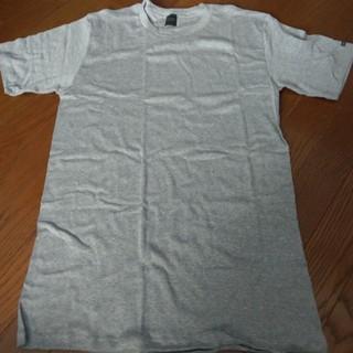 シャルレ(シャルレ)の紳士クルーネックTシャツ(Tシャツ/カットソー(半袖/袖なし))