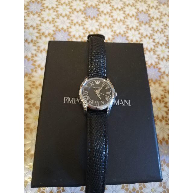 ENPORIO ARMANI レディース腕時計の通販 by くくちん's shop|ラクマ
